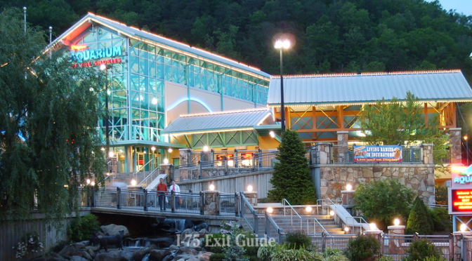Gatlinburg, Tennessee | I-75 Exit Guide