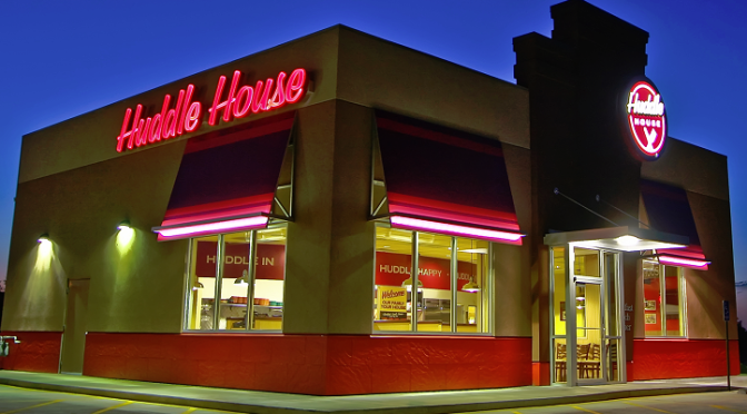 Huddle House | I-75 Exit Guide