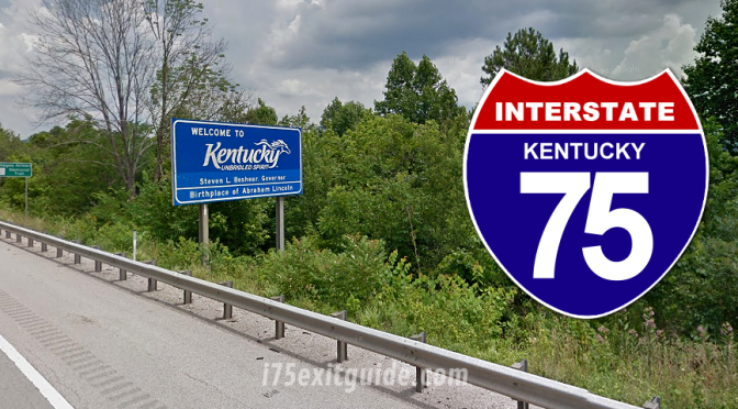 I-75 Kentucky Road Construction | I-75 Exit Guide