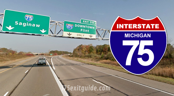 Michigan I-75 Bridge Work to Start April 4