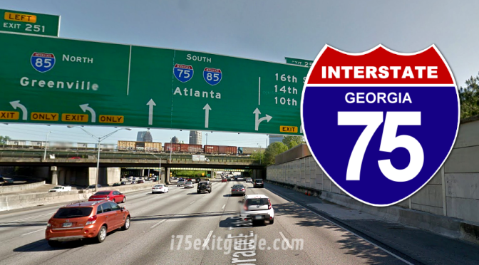 Georgia Restricts Lane Closures on I-75 for Christmas & New Year's Weekends