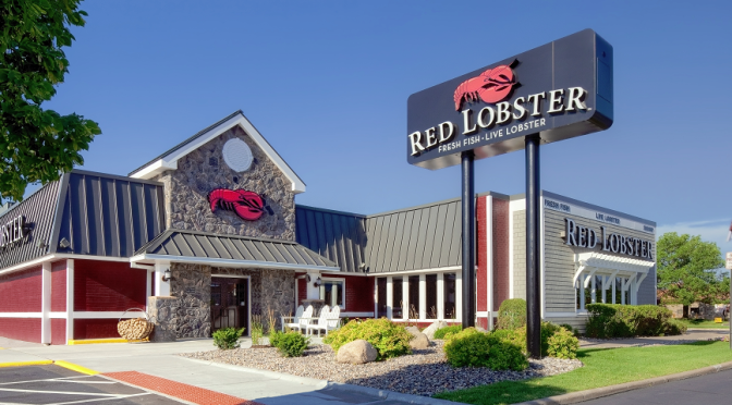 Red Lobster Restaurant | I-75 Exit Guide