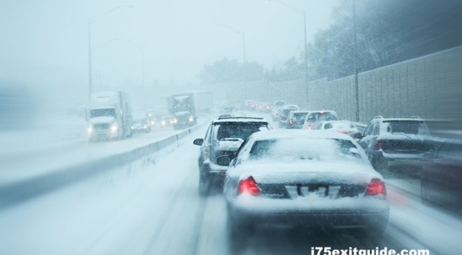 AAA Holiday Travel Headache Hotspots