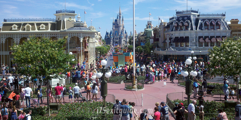 Disneyworld's Magic Kingdom, Bay lake, Florida | I-75 Exit Guide