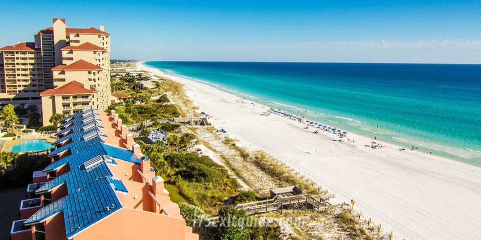 Panama City Beach, Florida | I-75 Exit Guide