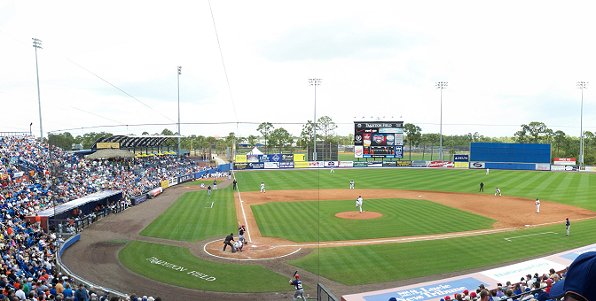 2017 Spring Training – Florida's Grapefruit League